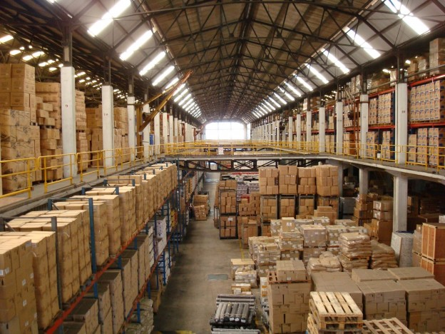 3pl warehouse los angeles