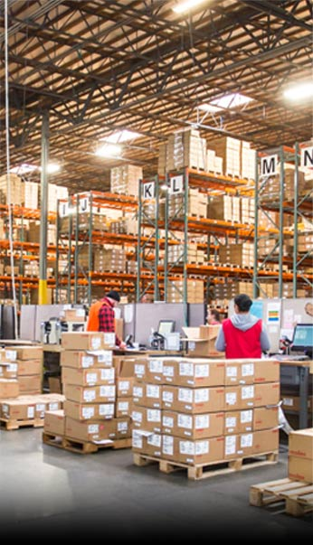 3pl warehouse management system los angeles